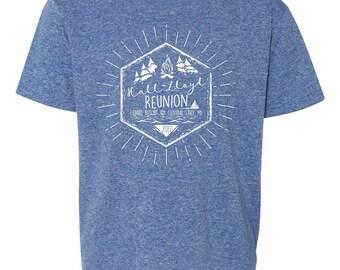 YOUTH Hall-Lloyd Reunion T-Shirt Soft Style