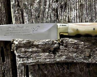 Shepherd's knife