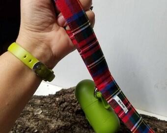 Dog Leash / Dog Poop Bag Holder / Add a Matching Leash / Dog Lead /  Matching Leash / Cute Leash /  Leash Accessories / You Pick Pattern