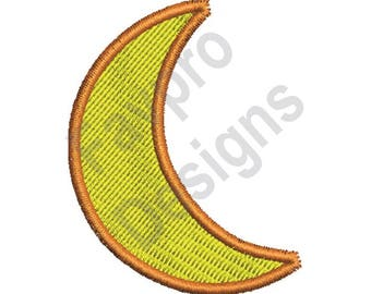 Moon - Machine Embroidery Design