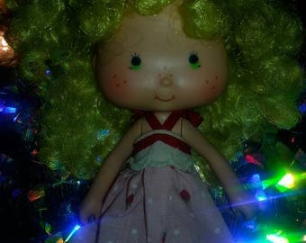 RARE Vintage 1979 Strawberry Shortcake Lemon Meringue Doll