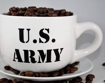 Military-US ____-Coffee Mug