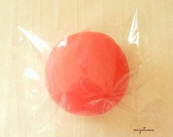 Round Soap (peach scented)