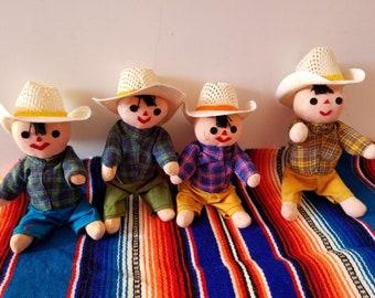 Mexican Boy Doll