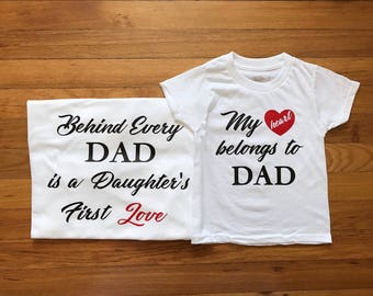 Matching Daddy Daughter Outfit | Father's Day Outfit