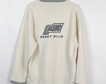 Vintage Perry Ellis Fleece - L (XL)