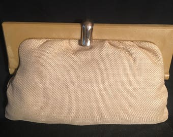 "Vintage ""Jayla"" Clutch Purse"