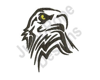 Eagle  Head - Machine Embroidery Design