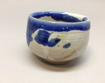 blue sky cup,unique,handmade,ceramic ,pottery, coffee, tea cup, gift, housewarming , kitchen, dining
