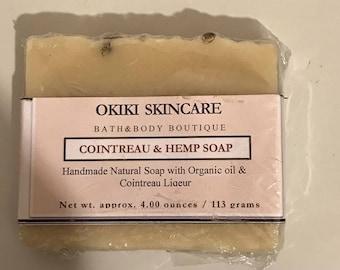 Cointreau & Hemp Soap
