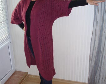 Cardigan, size L