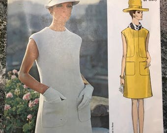 Vogue Couturier Design Pattern - Federico Forquet - 1867 - size 10