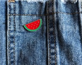 Watermelon - pin badge...