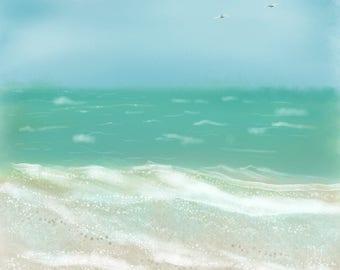 Sandy Coast.