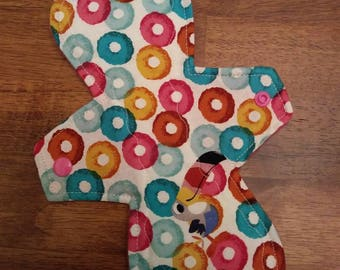 "10"" Fruit Loops Cloth Pad"