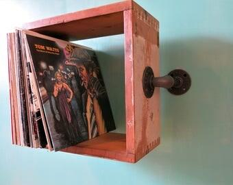 storage display for records/vinyl