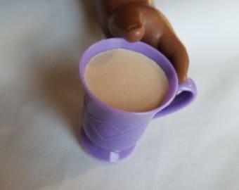 American Girl Size Hot Chocolate (SKU F46-F47)