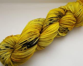 Zip It - DK Desire hand dyed yarn – Superwash Merino