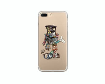 Cheshire cat case Samsung S7 case iPhone case art case Samsung S7 Edge case iPhone 6 Plus case iPhone 7 Plus case cute case fanyy case cover