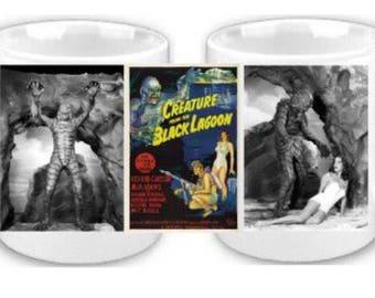 The Creature From The Black Lagoon - Coffee Mug