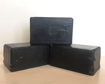 Activated Charcoal Tea Tree Oil Facial Soap