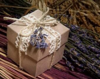 SUGARED ALMOND BOX/favour box/Sugared almonds box/Vintage box/5 boxes/wedding