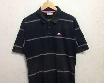 Vintage 90's Adidas Polo Size L