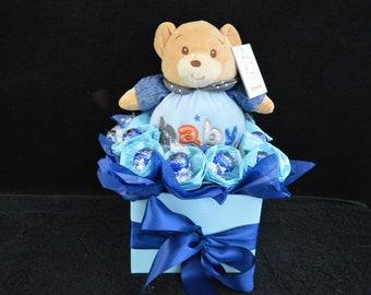 Baby Alex Chocolate Bouquet