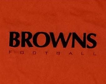 Vintage Cleveland Browns Tshirt