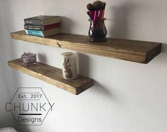 Floating Shelves, Shabby Chic Shelf, Cottage Decor, Reclaimed Wood Floating Shelf, Bedroom Shelves, Rustic Wood Shelf, Repurposed Wood,Shelf
