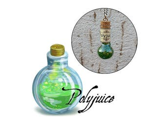 Polyjuice Necklace
