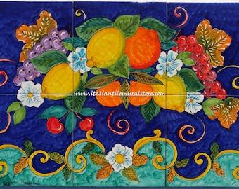 Decorative Painted Tile|Handercraft Mosaic tiles