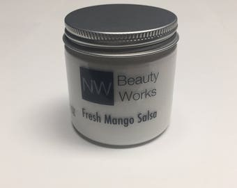Fresh Mango Salsa | Moisturizing Lotion | Shea Butter/Body Butter | Perfect for all skin types! | 4 OZ