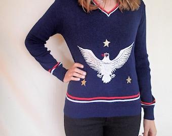 Eagle Nautical Sweater