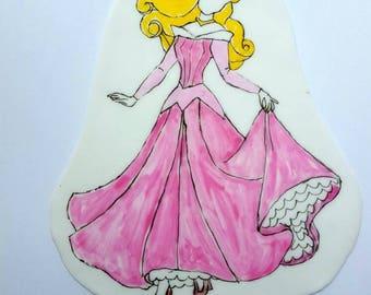 Disney Princess Aurora Cake Topper