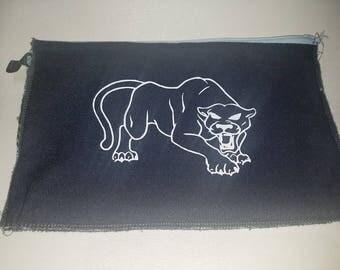 Black Panther Clutch Purse