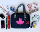 Type 1 Diabetes/Epipen Case/Epi Carrier/Epipen Bag/Medicine Bag/Asthma Bag/Diaper Bag/Diabetes Supply Bag/Diabetic Supplies Bag/First Aid