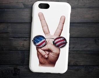 The Beatles The U.S. vs. John Lennon Logo    3D iPhone 7  Case  The U.S. vs. John Lennon    iPhone 6 Case The Beatles Logo   iPhone 5 Case
