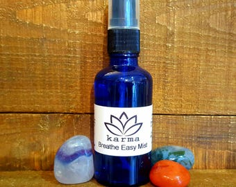 Breathe Easy Aromatherapy Mist 50ml