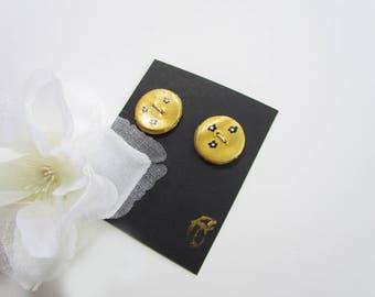 Clay Handmade buttons