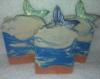Mermaid Cove Handmade Artisan Soap