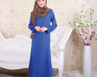 Lacey Sleeves Abaya