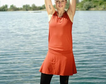YogaKleid, yoga, ReiseKleid, summer dress, dress, YogaDress, dress, comfortable