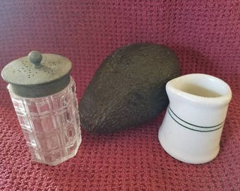 Vintage Restaurant Creamer pitcher/ 1930's or 1940's