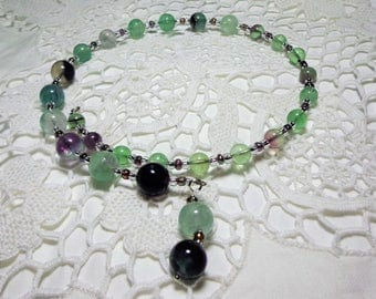 The Fluorite Necklace