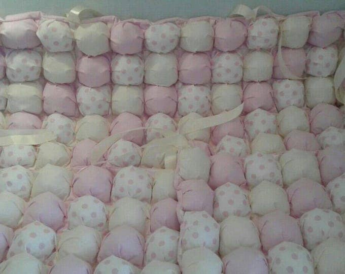 Bubble quilt.Puff quilt.Biscuit quilt.Baby quilt.Bubble blanket.Bubble.Minky blanket.Bunny blanket.Bubble puff quilt.Baby bubble quilt.Quilt