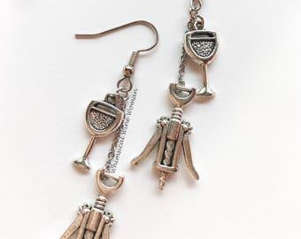 Wino Earrings