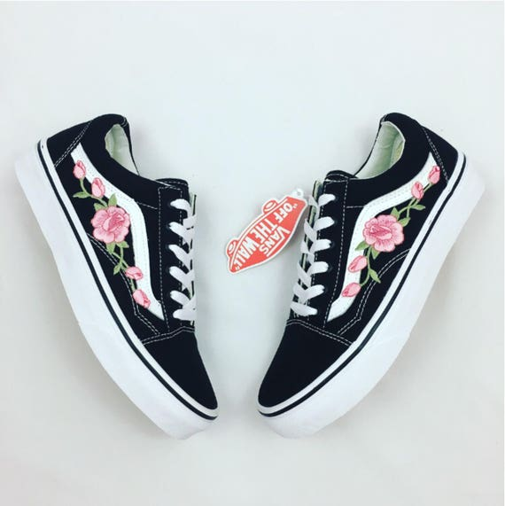 vans roses