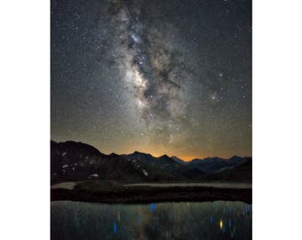 Reflected Glory - Colorado landscape photography by Harry Durgin