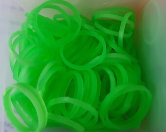 "elastics for creation of jewels ""crazy loom"""